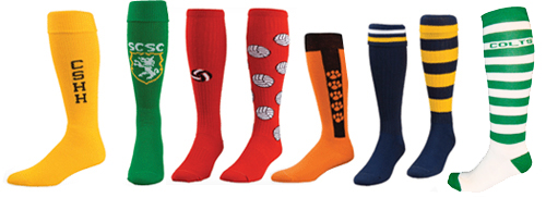 Custom Knee Highs - Free Shipping - Made in the USA