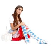 Dorothy Socks Costume