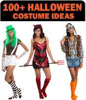 100+ Halloween Costume Ideas