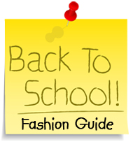 back to school fashion guide
