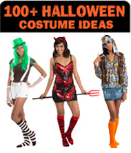 Halloween Costume Ideas with Socks