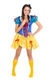 Snow White Knee Socks
