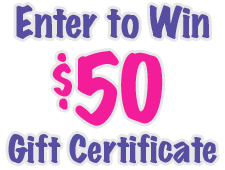 Win $50 Gift Certificate to Chrissy's